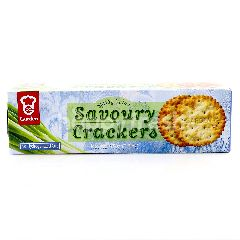 Garden Of Eden Spring Onion Savoury Crackers