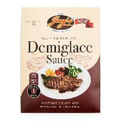 Jay's Kitchen Saus Steak Demiglace