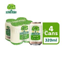 Somersby Apple Cider Can (320ml x 4)