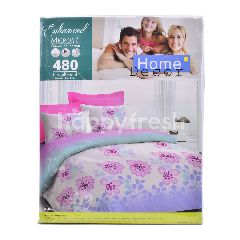 Home Decor Galina Bedsheet Set