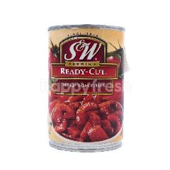 S&W Ready Cut Diced Tomatoes