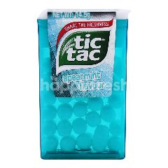 Tic Tac Spearmint Flavoured Candies