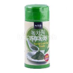 Nokchawon Korean Green Tea Powder