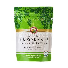 Country Farm Organics Certified Organic Raisins Green Seedless