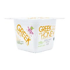 Heavenly Blush Yogurt Greek dengan Madu