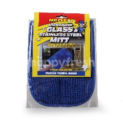 Mr Clean Microfibre Glass & Stainless Steel Mitt