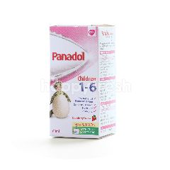 Panadol Paracetamol For Children (Strawberry Flavoured)