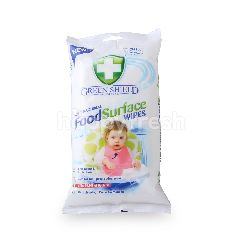 Green Shield Anti-Bacterial Food Surface Wipes