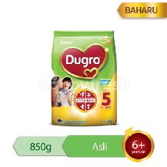 Dugro 5 Regular Formulated Milk Powder 850g