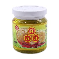 AAA Pickles Mustard With Chili