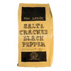 Van Landa Keripik Kentang Asin Black Pepper