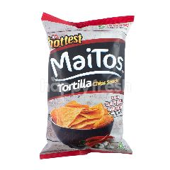 Mr. Hottest Maitos Keripik Tortilla