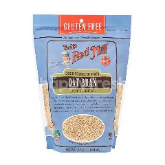 Bob's Red Mill Gluten Free High Fiber Oat Bran