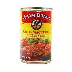 Ayam Brand Fried Mackerel In Chilli Sauce