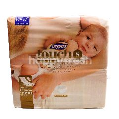 Drypers Touch Baby Diapers Mega Pack (S Size 70pcs)
