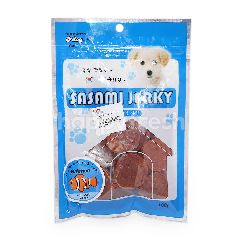 D'Dog Sasami Jerky Salmon Chip