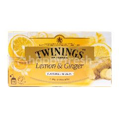 Twinings Teh Lemon dan Jahe