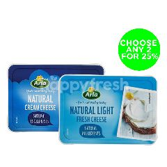 Arla Hassle-free Cheese Cake with Arla Cream Cheese 150g choose ANY 2 Get Special Discount