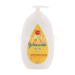 Johnson's Milk + Oats Baby Lotion 500ml