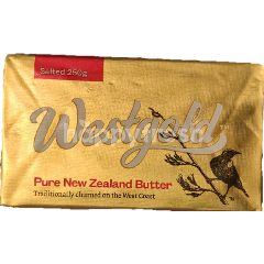 WestGold Pure New Zealand Salted Butter 250G
