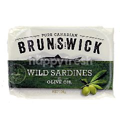 Brunswick Wild Sardines In Olive Oil