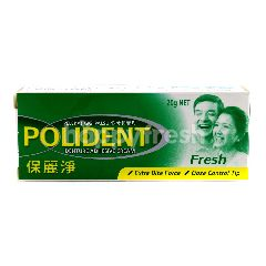 POLIDENT Denture Adhesive Cream Fresh