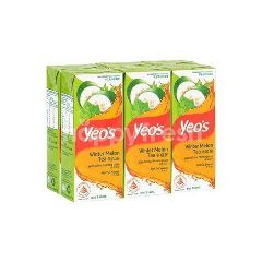 Yeo's Winter Melon Juice Drink (6 Packets x 250ml)