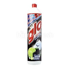 Glo Concentrated Liquid Lime Charcoal Dishwashing