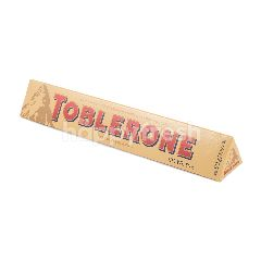 Toblerone Swiss Milk Chocolate With Honey And Almond Nougat
