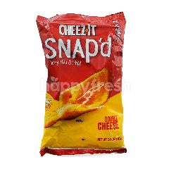 Cheez-It Snap'D Double Cheese Snacks