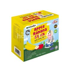 Natufoodies Apple Banana Stick (50g)