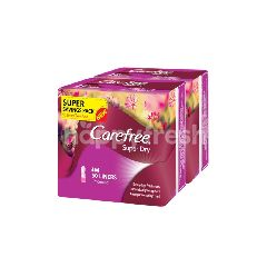 Carefree Value Pack Superdry Unscented Pads (2x50s)
