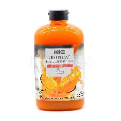 Tesco Tropical Fruit Drink Base