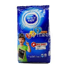 Dutch Lady Milk Powder GUM 123 Honey 650g