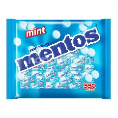 MENTOS Chewy Dragees Mint Flavour