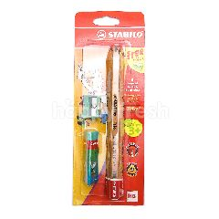 Stabilo Trio Triangular Jumbo Pencil