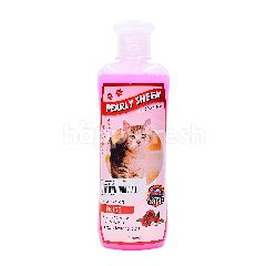 PEARLY SHEEN Pet Shampoo - Rose
