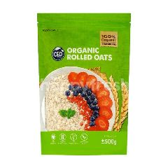 Ced 100% Organic Rolled Oats