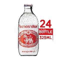 Singha Soda Water 325 ml (Pack 24)