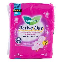 Laurier Active Day Super Maxi Sayap Panjang