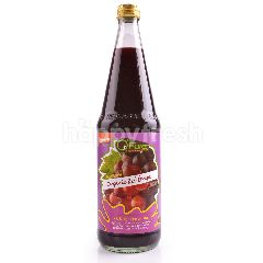 O'Forest Organic Red Grape Live & High Energy Juice