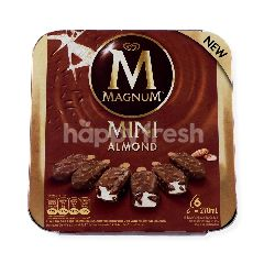 Wall's Magnum Mini Almond Ice Cream (6 Pieces)