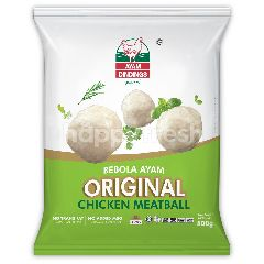 Ayam Dindings Chicken Ball Plain 800G