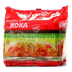 Koka Instant Noodles Spicy Singapore Fried Noodles