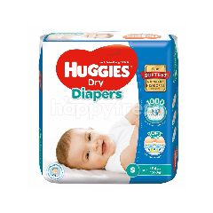 Huggies Dry Super Jumbo Diapers S84