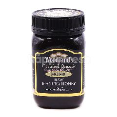Woodland's Mg300+ Raw Manuka Honey