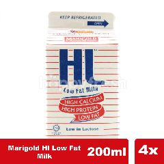 MARIGOLD Low Fat Plain 4-Pack