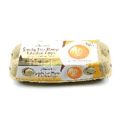 Eminence Five Sandy Free Range Chicken Eggs (10 Pieces)