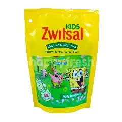 Zwitsal Kids 2in1 Hair & Body Wash Water Lotus Fragrance