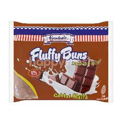 Gardenia Fluffy Bun (Malty Chocolate)